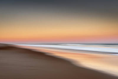 Photograph - Nauset Beach 5 by John Whitmarsh