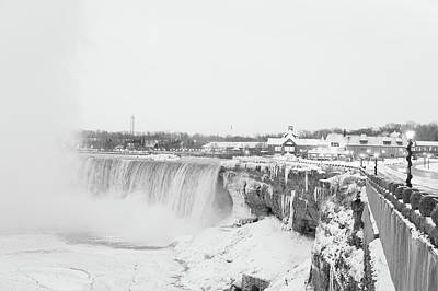 Photograph - Niagara Falls Canada by Nick Mares