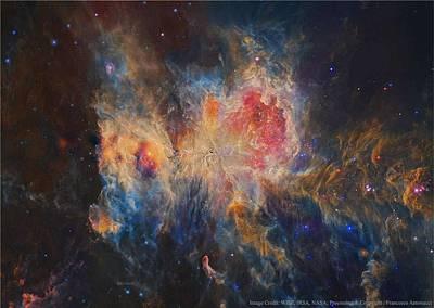Zen Garden - orionred_WISEantonucci_960 by Celestial Images