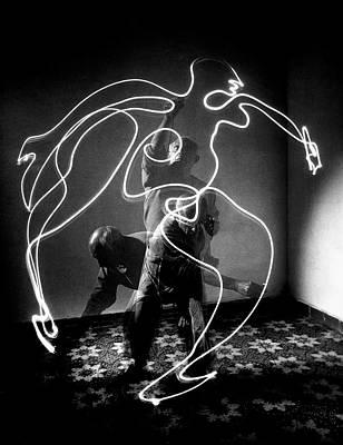 Photograph - Pablo Picassopablo Picasso Misc by Gjon Mili