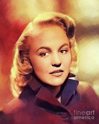 Bath Time - Peggy Lee, Music Legend by Esoterica Art Agency