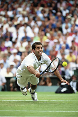 Photograph - Pete Sampras by Gary M. Prior