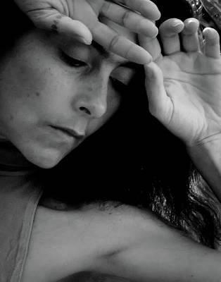 Photograph - Portrait 11 by Catherine Sobredo