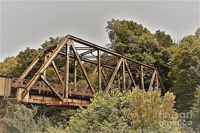Wild Weather - Railroad Bridge by Roger Look