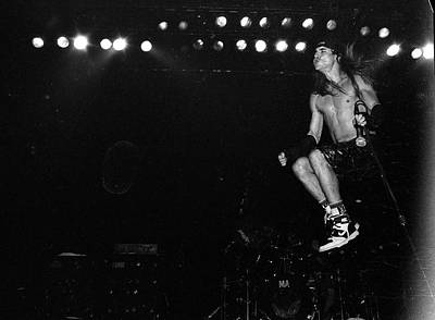 Red Hot Chili Peppers Wall Art - Photograph - Red Hot Chili Peppers London Astoria by Martyn Goodacre