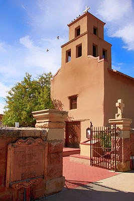Photograph - Sanctuario De Guadalupe by Chris Smith