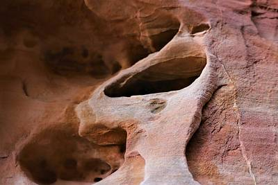 Photograph - Sandstone Formations by Sagittarius Viking