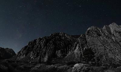 Photograph - Sierra National Park Mountains Near Mammoth Lakes Californit by Alex Grichenko