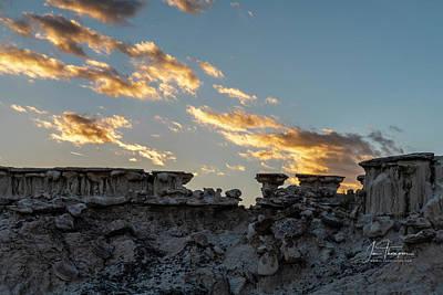 Photograph - Sunset by Jim Thompson