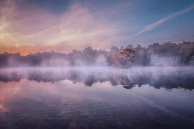 Photograph - Sutton Park Sunrise No 5 by Chris Fletcher