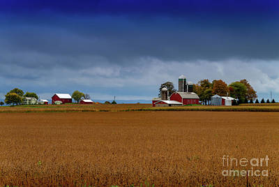Photograph - The Farm by William Norton