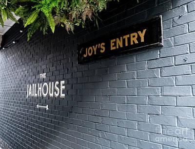 Photograph - The Jailhouse by Jim Orr