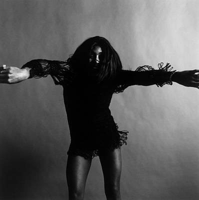 Photograph - Tina Turner by Jack Robinson