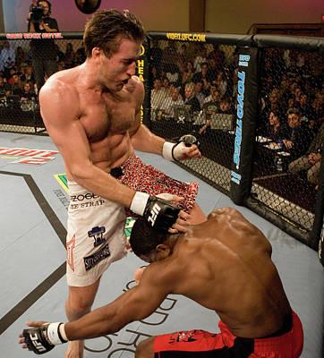 Photograph - Ufc Fight Night 5 by Josh Hedges/zuffa Llc