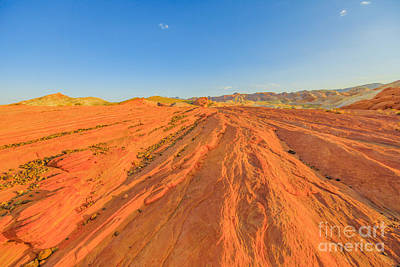 Photograph - Valley Of Fire Nevada by Benny Marty