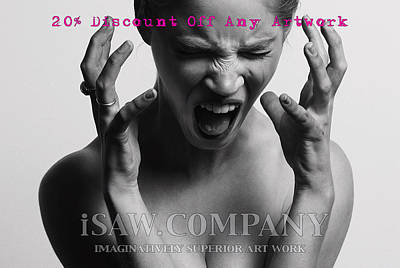 Digital Art - Promotional Offer by iSAW Company