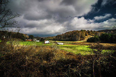 Photograph - Scenic Views Along Virginia Creeper Trail by Alex Grichenko
