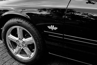 Photograph - 2003 Mercury Marauder 003 by Rich Franco