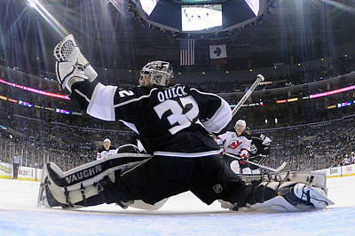 Photograph - 2012 Nhl Stanley Cup Final – Game Four by Harry How