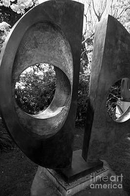 Photograph - Barbara Hepworth  by Jenny Potter