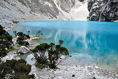Lucille Ball - National park HUASCARAN. - Peru by Carlos Mora