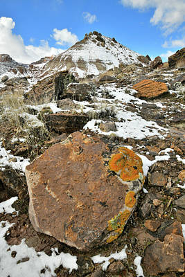 Photograph - Beautiful Boulders On Ruby Mountain by Ray Mathis