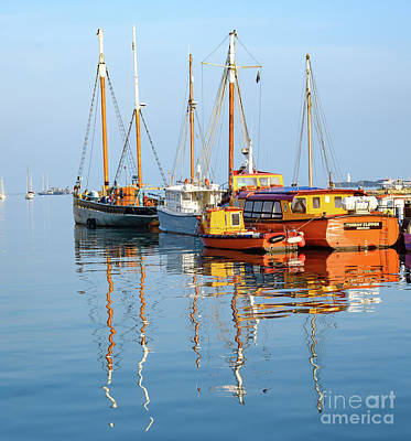 Photograph - Brixham, Devon. by Colin Rayner