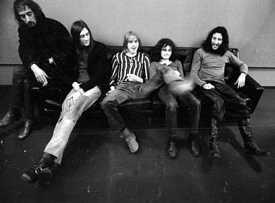 Photograph - Fleetwood Mac Portrait by Michael Ochs Archives