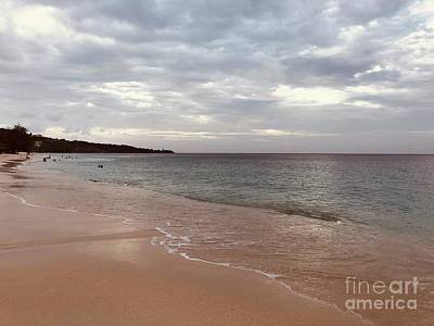 Photograph - Grand Anse Beach by Laura Forde