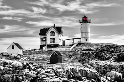 Nubble Lighthouse Original