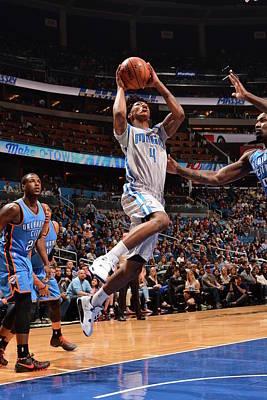 Photograph - Oklahoma City Thunder V Orlando Magic by Fernando Medina