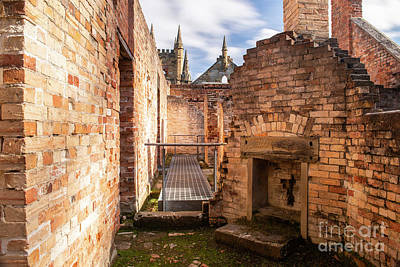 Photograph - Port Arthur Historical Site In Port Arthur, Tasmania. by Rob D