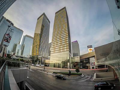 Photograph - Scenes Around Las Vegas Nevada by Alex Grichenko