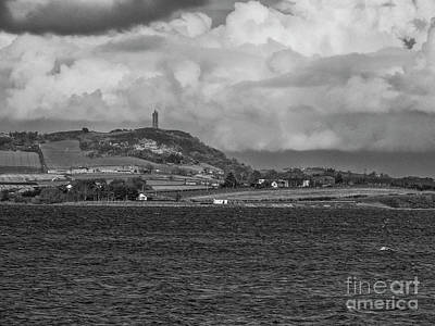 Scrabo Tower Art Print
