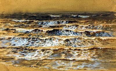 Beastie Boys - Study of Waves by Samuel Palmer