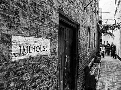 Photograph - The Jailhouse by Jim Orr