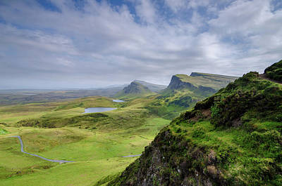 Mixed Media - The Quiraing by Smart Aviation