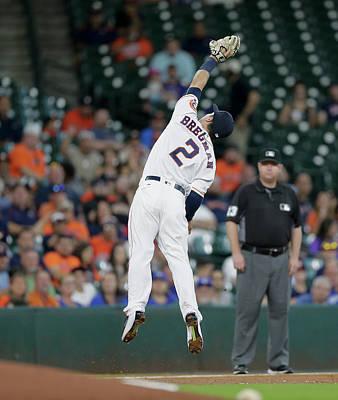 Photograph - Toronto Blue Jays V Houston Astros by Bob Levey