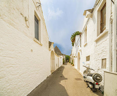 Claude Monet - Trulli of Alberobello by Vivida Photo PC