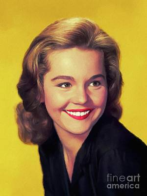 Royalty-Free and Rights-Managed Images - Tuesday Weld, Vintage Actress by Esoterica Art Agency
