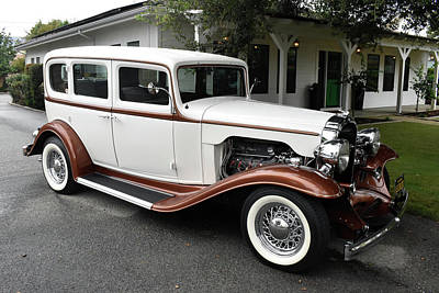 Photograph - 32 Buick Rod by Bill Dutting