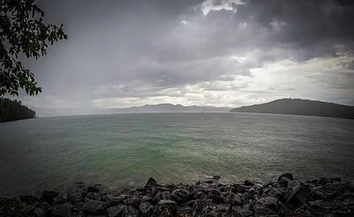 Photograph - Scenery Around Lake Jocasse Gorge by Alex Grichenko