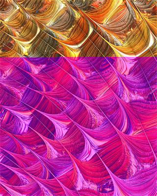 Digital Art - 3d17d-41a by Jeff Berkeley