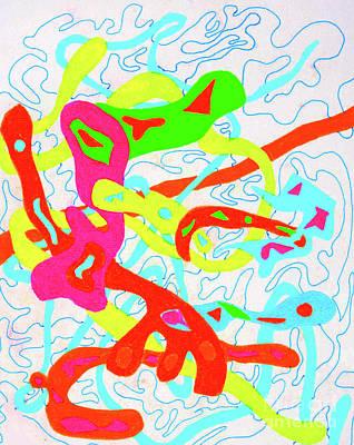 4-12-2010a Art Print