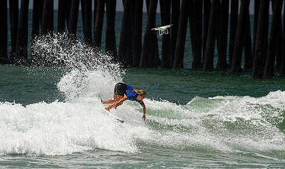 Photograph - Caroline Marks by Waterdancer