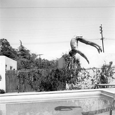 Photograph - Clint Eastwood Portrait Session by Michael Ochs Archives