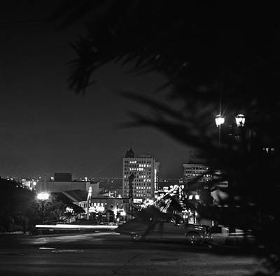 Photograph - Los Angeles In The 1950s by Michael Ochs Archives