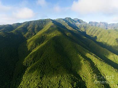 Rowing - Mountains in the Pico das Pedras, Santana, Madeira, Portugal by Francisco Javier Gil Oreja