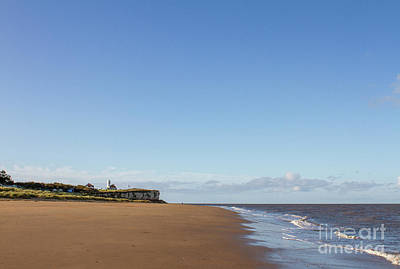 Royalty-Free and Rights-Managed Images - Old Hunstanton Beach by John Edwards