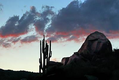 Photograph - 4 Peaks Sunset 14 by Jeff Brunton